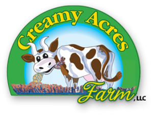 Creamy Acres Farms Logo